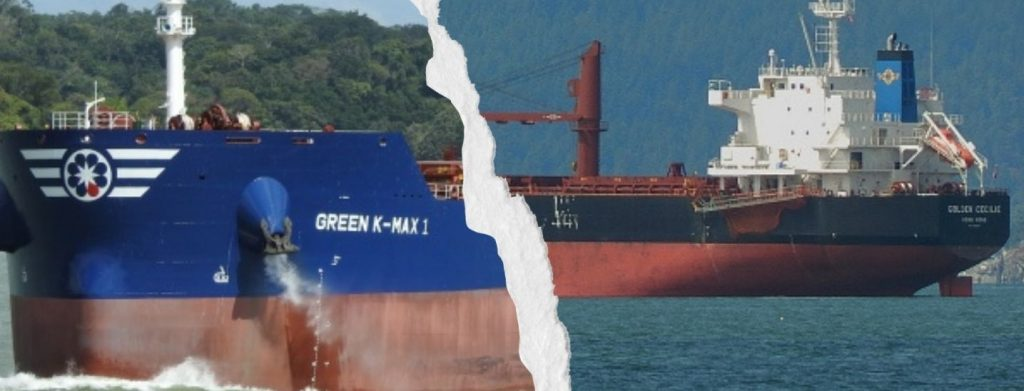 Investigation into freighter collision reveals ongoing dangers Southern Gulf Islands